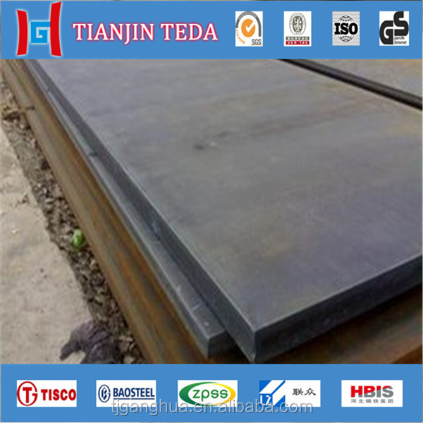 ss400 steel plate specification