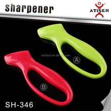 Practical Colorful Tungsten Steel Sharpener Kitchenware Sharpening Tools for Knife SH-346