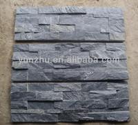 Gray flash culture stone wall decoration/Stone Veneer,decorative stone for walls