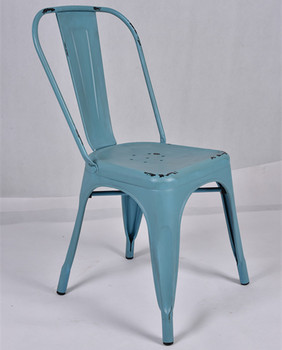 Antique outdoor furniture restaurant dining chairs