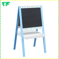 High quality wooden kid wood easel stand parts, wholesale easel