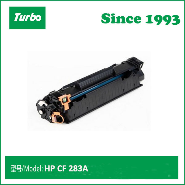 New Products 2014 CF283A Toner Chip for HP