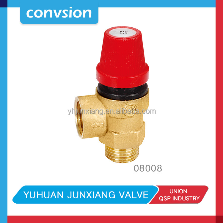 "good quality brass 2"" safety valve air vent"