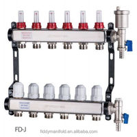 304 Stainless Steel Intelligent Water Manifolds