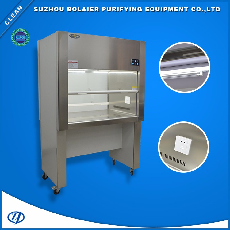 China Supplier Medical Vertical Air Flow Hepa Filter Lab Clean Bench