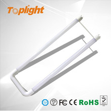 High brightness T8 600mm 18W UL u shape led tube light