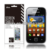 Korea mobile phone accessories for Samsung galaxy y oem/odm (High Clear)