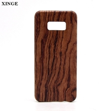 Dropshipping Real Wooden Plain Mobile Phone Case Cover For Samsung Note 8