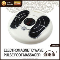 2014 health care new round durable japanese foot massage machine as seen on TV with CE&Rohs