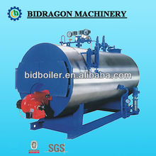 Good Price Automatic Gas Oil Fired Steam Boiler For Sale