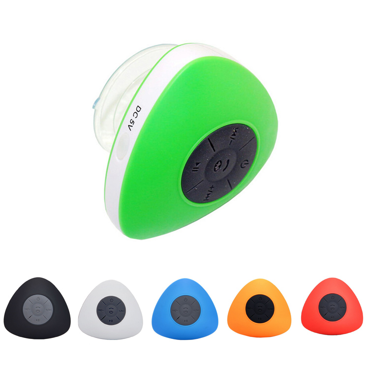Hot Selling Portable IPX4 Waterproof bluetooth speaker,Music Shower Wireless Speaker