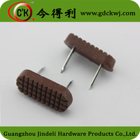 FURTURE HARWARE of fittings patin glisseur pour meuble nail for furniture