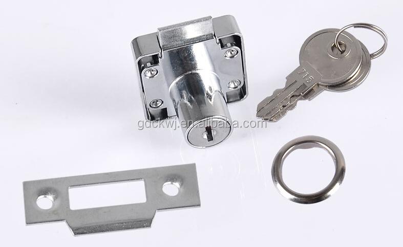 high quality metal cash cabinet cam lock desk drawer lock for furniture