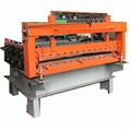 leveling and slitting and cutting machine