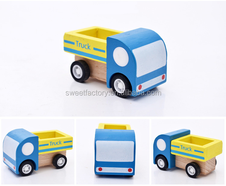 wooden car,wooden bus toy,wooden tank lorry