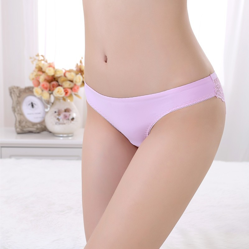 New Design Transparent Briefs Types Of Women Underwear Sexy Lace Lady Panty Seamless Girl Underwear