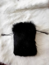 Hot Sale Real Rex Rabbit Fur Handbags