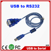 Wholesale OEM USB2.0 USB 2.0 Female to 2.5mm Male RS232 RS 232 RS-232 FT32 Chip Serial Cable bnc Converter