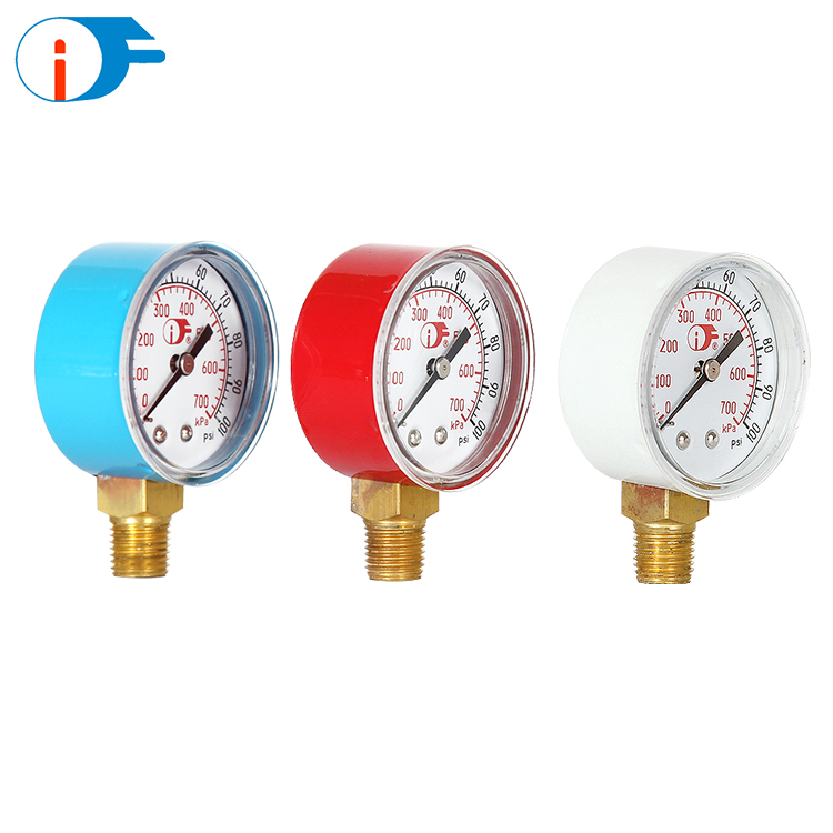 0~7500 Psi Use No Oil Wireless Natural Gas Pressure Gauge Manometer