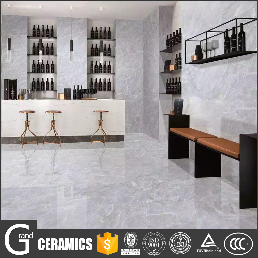 Low price full body polished porcelain marble tile for floor