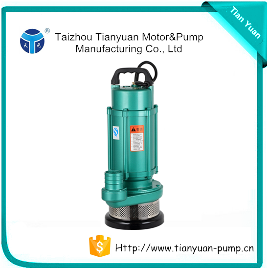 QDXY series 2hp submersible pump
