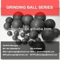 grinding mill forged steel balls