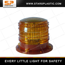 Solar Runway Threshold Light or One-way Traffic Lantern