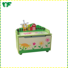 Wholesale Toys Cheap Baby personalised wooden toy box