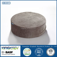 High end BASF material office chair memory foam seat cushion