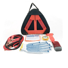 car emergency first aid medical survival kit bag for accident for multiple function