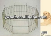Factory selling directly wire dog transport cages powder coating net pet cage