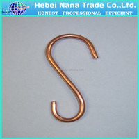 metal S hook for display