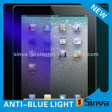 Top Quality Anti-radiation Technology And Anti Blue Light UV LCD Screen Protector For iPad mini 2 3 4 5 air