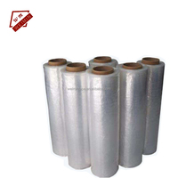 Hand Pallet plastic Shrink Wrap LLDPE Stretch Film