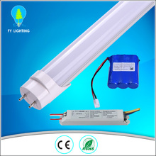 2016 Wholesale Motion Sensor T8 Led Tube Light 1200Mm 18W With Battery Backup
