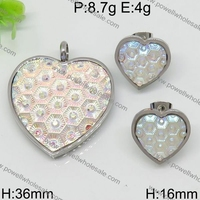 High quality Best price heart jewelry sites