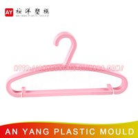 hotselling hanger for drying clothes plastic pants hanger