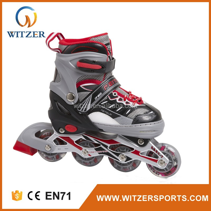 sports shoes for adults attachable flashing wheel inline skates