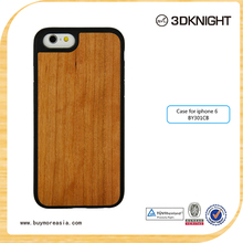 Wooden pattern cheap mobile phone case, mobile phone cover for iphone6 6s