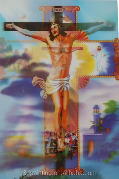 HD 3d pictures of jesus cross images
