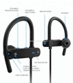 Most Popular MP3 In ear ANC Headset RU10 With Handfree Mic