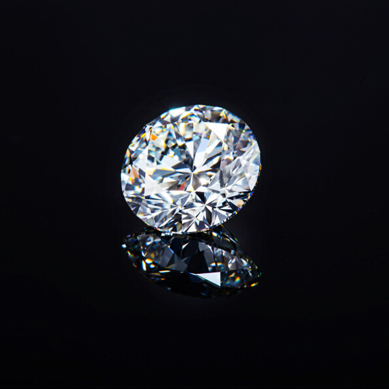 Hottime Factory Natural Moissanite Diamond Welcome Customized