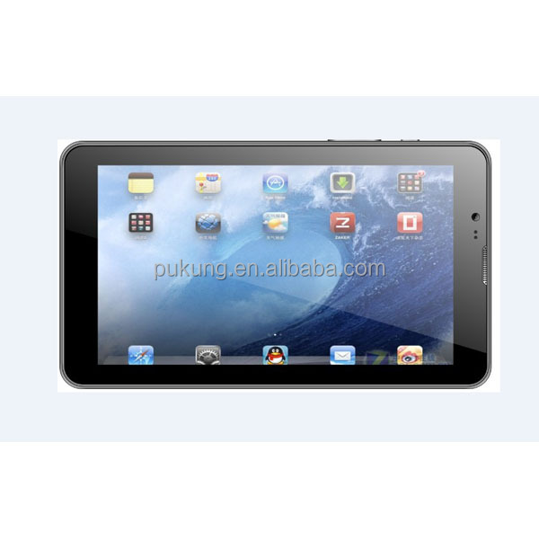 7 inch android 4.2 phone tablet, GPS,WIFI,BLUETOOTH support tablet pc with calling function