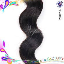 raw virgin unprocessed high quality body wave 100% closure lace