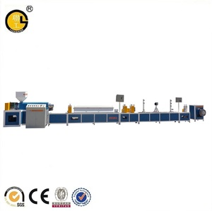 New Designed PP packing strap making machinery