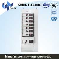 GCK Low voltage drawout switchgear with custom mccb & rccb