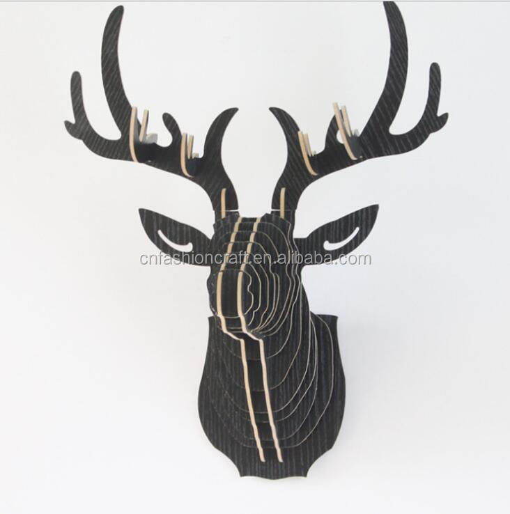 Deer head <strong>crafts</strong>, artificial deer head
