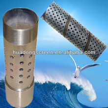 HUADONG Hot Sale Bore Casing Pipe / Perforated pipe