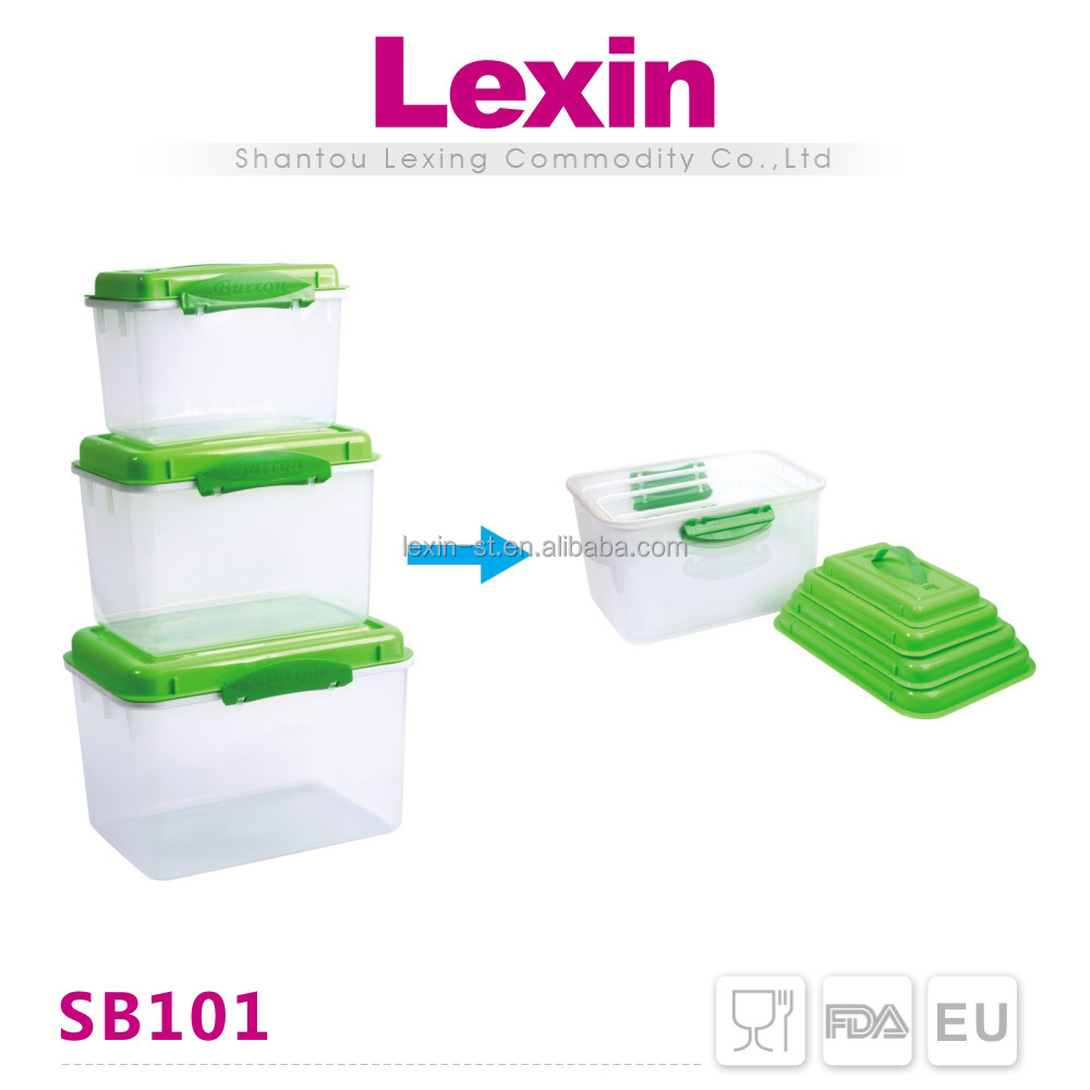 large clear plastic storage boxes containers for gift