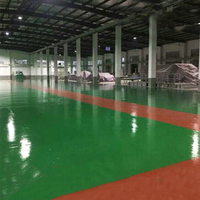 Self Leveling Resin Epoxy Top Coat Flooring Coating